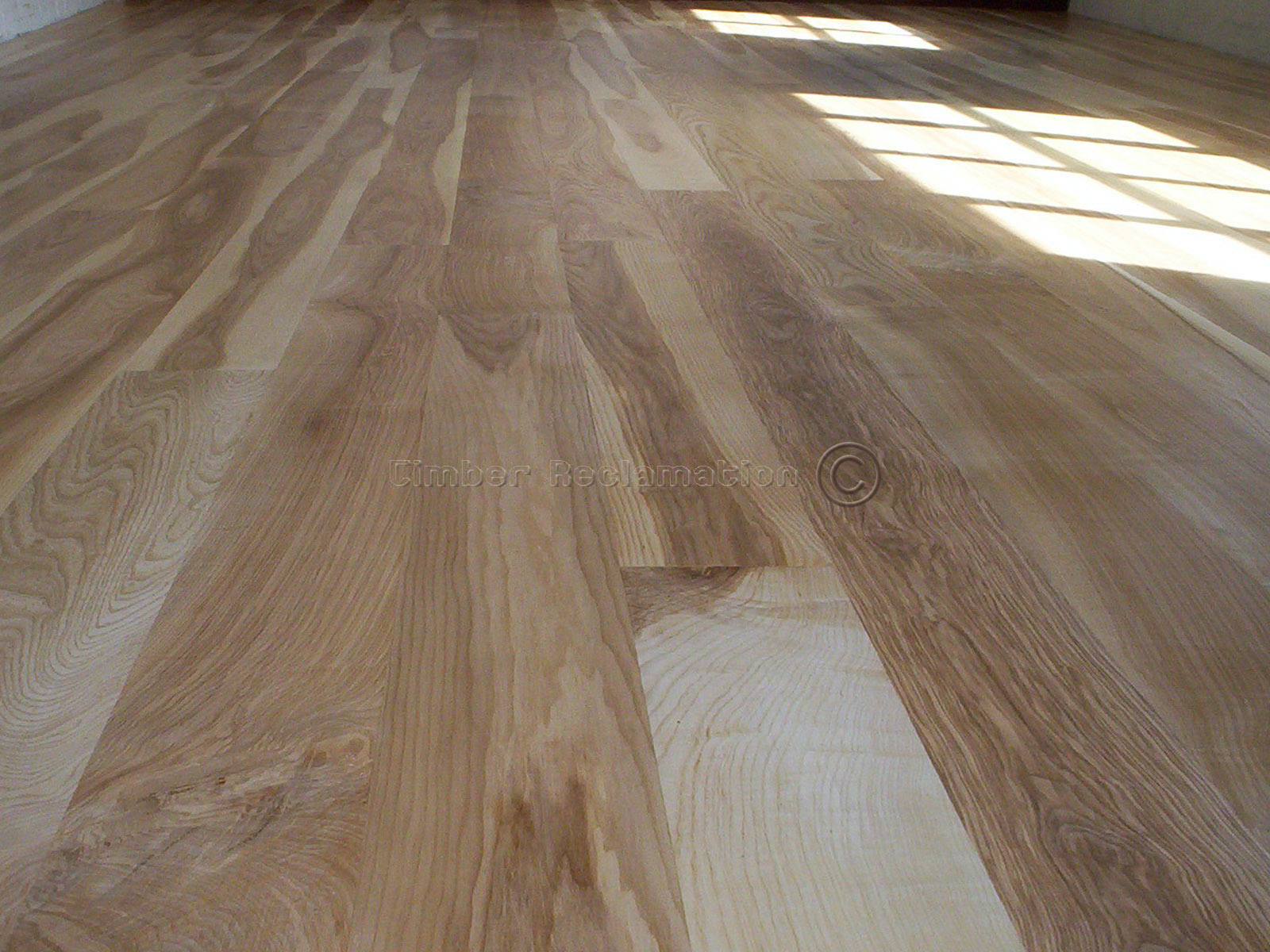 Reclaimed English Ash Solid Wood Flooring