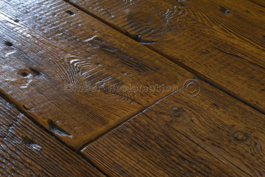 Reclaimed antique pine flooring Salvaged pine flooring