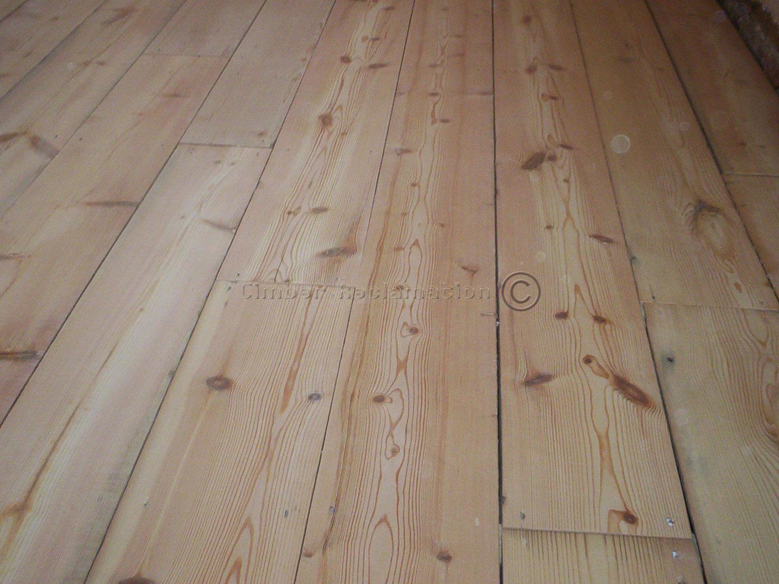 Reclaimed pine flooring for Salvaged pine flooring