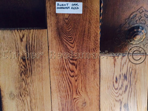 Choice Of Beautifully Grained Wooden Flooring From