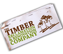 The Timber Reclamation Company Logo